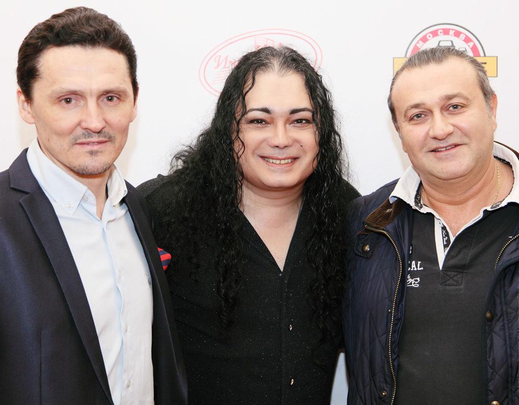 Михаил Бондарев, Игорь Наджиев, Валерий Курас