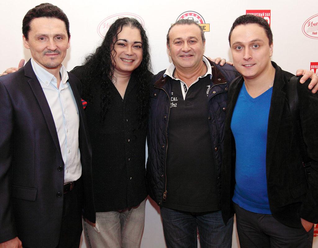 Михаил Бондарев, Игорь Наджиев, Валерий Курас, Иван Ильичёв