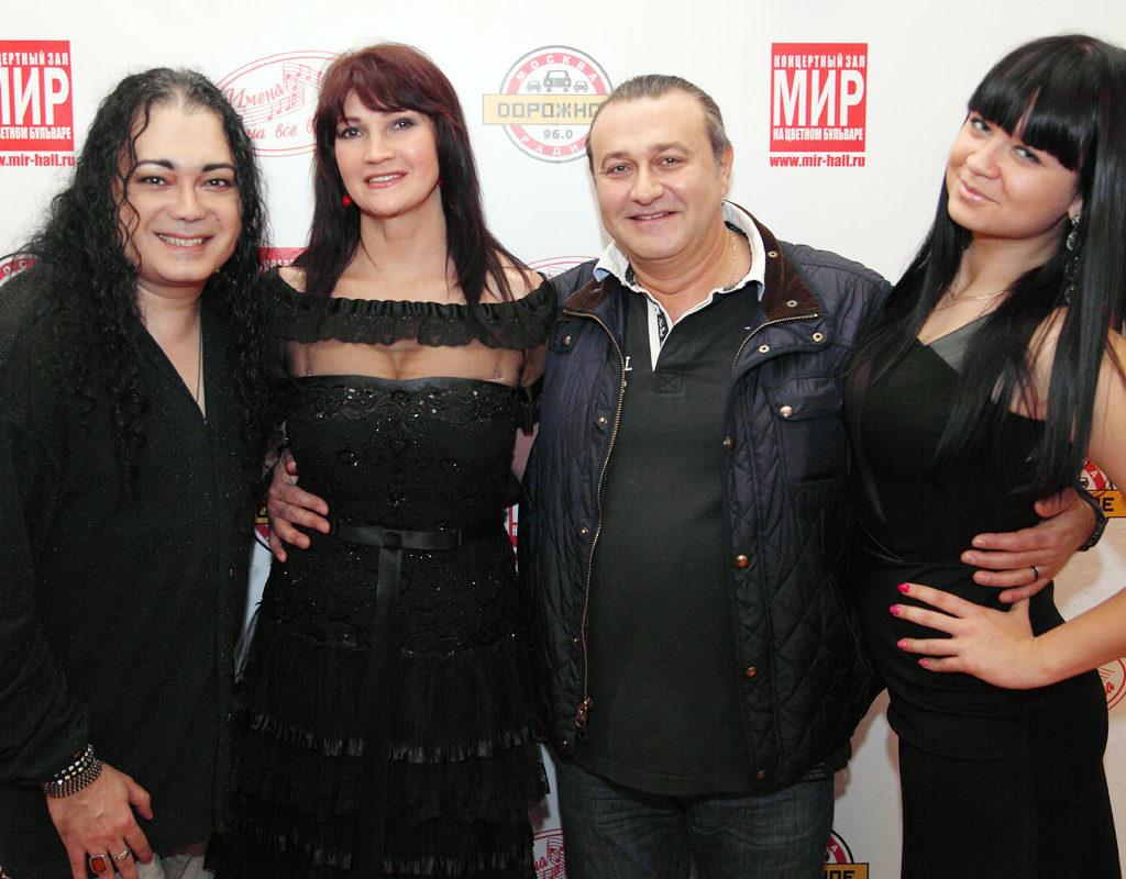 Игорь Наджиев, Любовь Шепилова, Валерий Курас, Катерина Мась