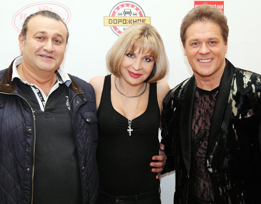 Валерий Курас, Катерина Голицына, Сергей Любавин