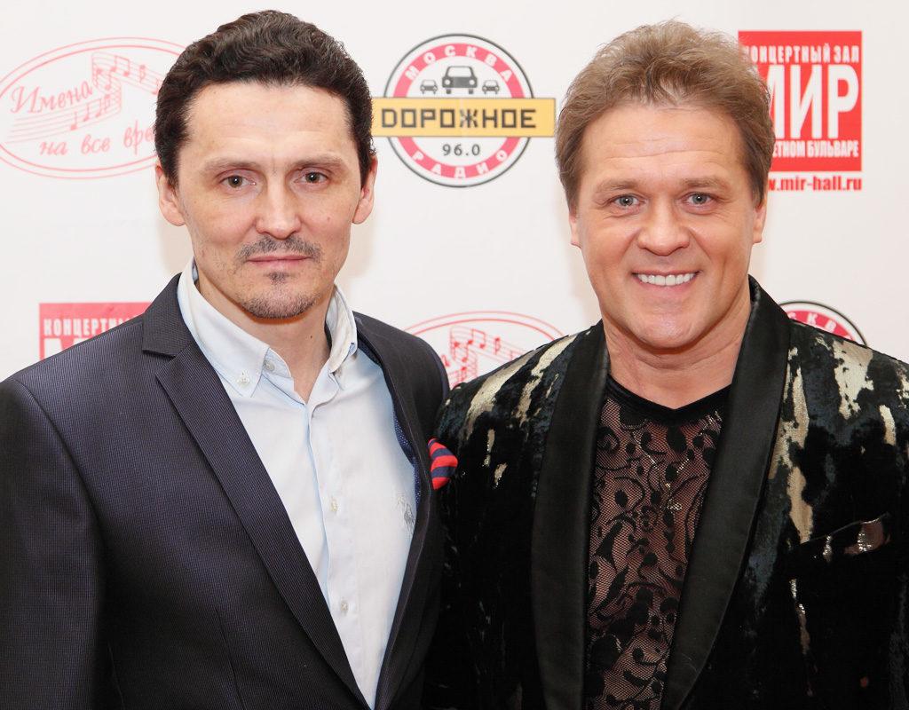 Михаил Бондарев и Сергей Любавин