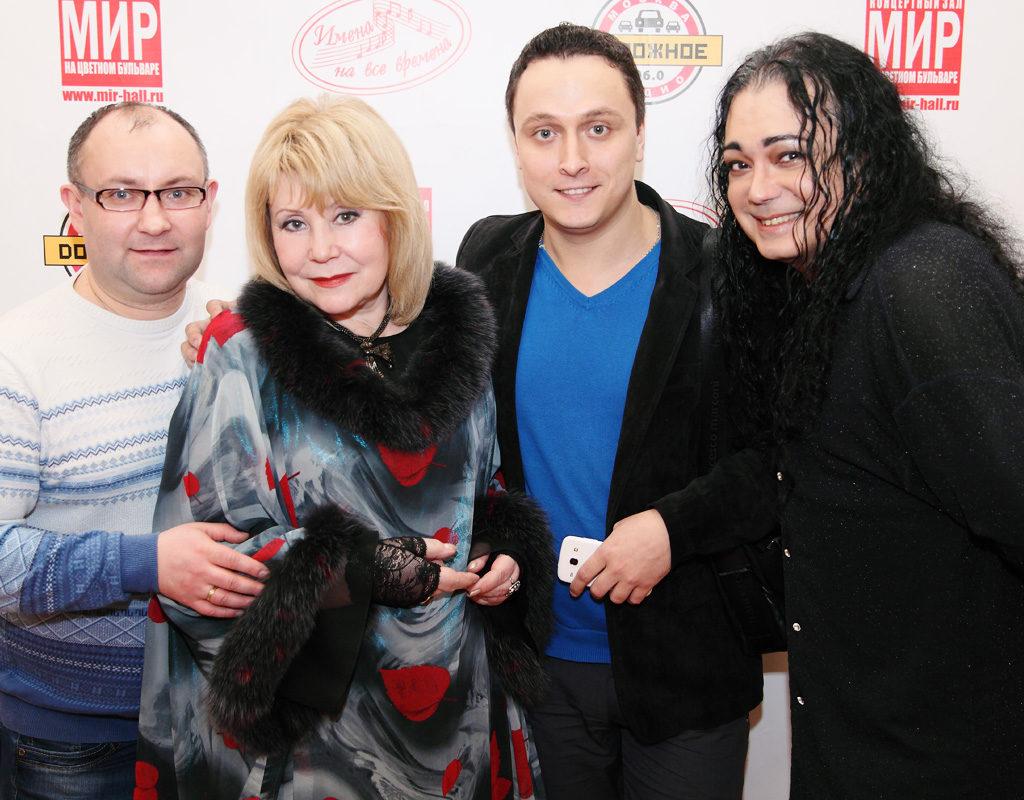 Алексей Исааков, Галина Улетова, Иван Ильичёв, Игорь Наджиев
