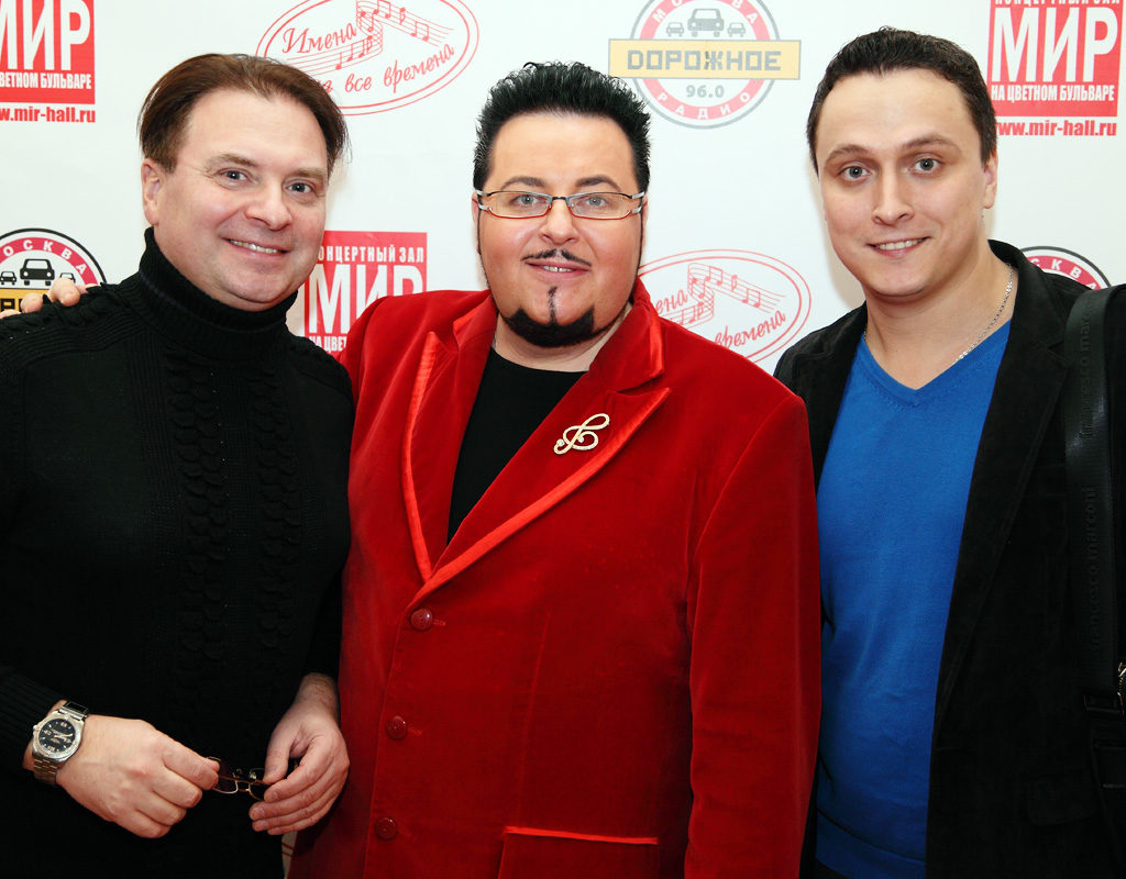 Александр Добронравов, Дмитрий Писарев, Иван Ильичёв