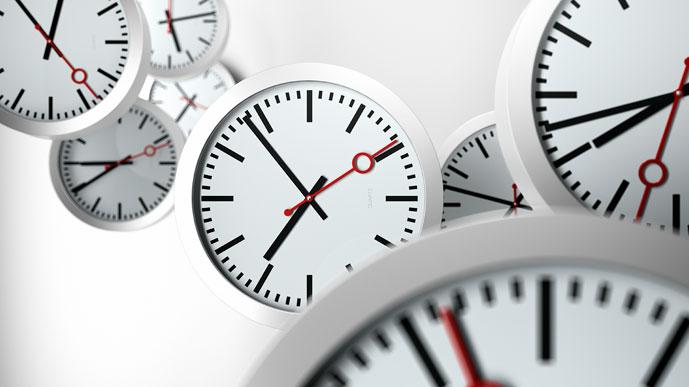 Время летит, летит…