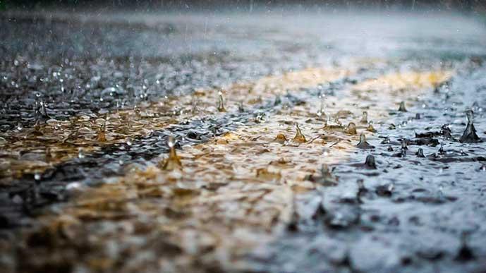 Опять идут дожди…