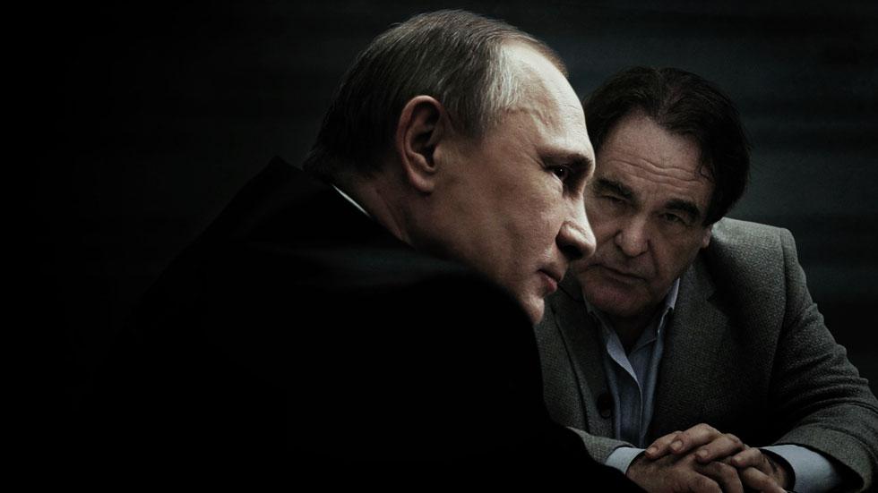 Путин Оливера Стоуна