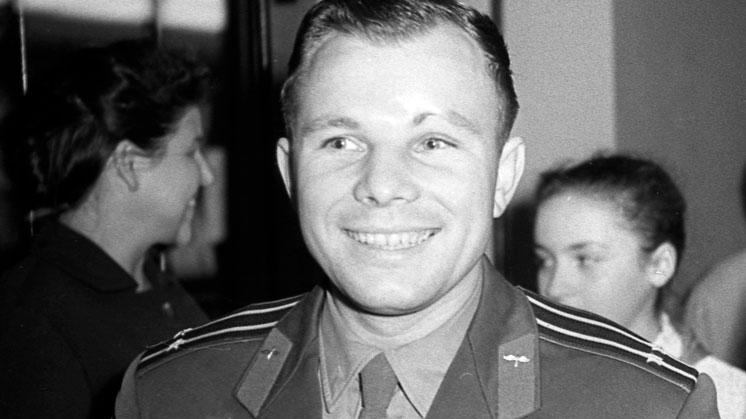 Юрий Гагарин: 85!
