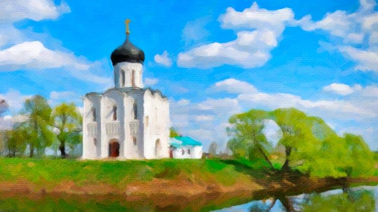 Христос Воскрес, православные!