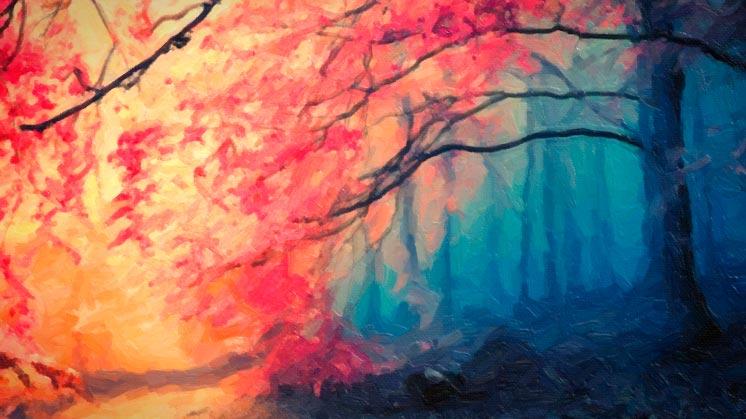 Осенняя весна
